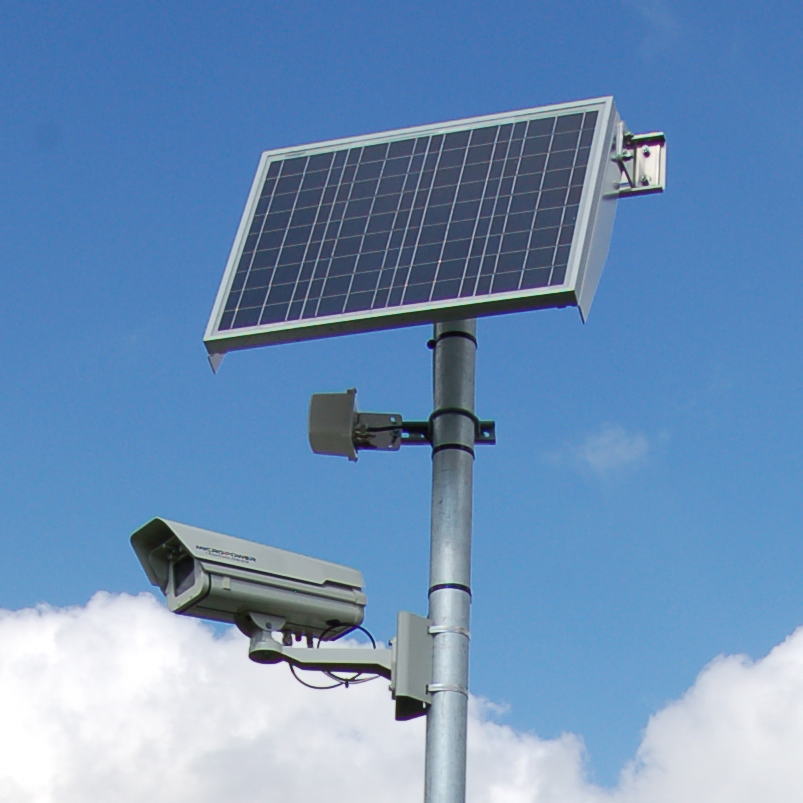 Low power cctv tew plus rail telecommunications security systems solar powered hd cctv aloadofball Image collections